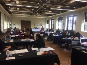 Leadership Development with Cesar Chavez Foundation